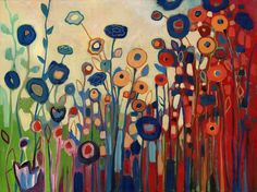 Meet Me In My Garden Dreams | Jennifer Lommers