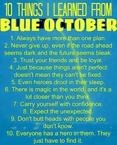 Words To Live By Quotes, Great Quotes, Awesome Quotes, Positive Thoughts For Today, Blue October Lyrics, Love Blue, My Love, October Quotes, Music Express