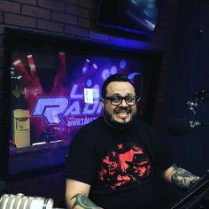 Ya Brujo está spoteao para el programa #Retrovisor de @laradiopr. #gaming