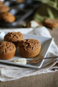 Sweet Potato Muffins (gluten free and naturally sweetened) - - - > www.theroastedroot.net