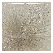 Wall Art - 'Champagne Fire - Glass Coat - x - x by Z Gallerie Living Room Sectional, Living Room Art, Sectional Sofa, Stylish Home Decor, Affordable Home Decor, Easy Art Projects, Fire Glass, Clear Resin, Living Furniture