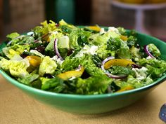 Try this recipe for Greek Salad from Kimberly's Simply Southern featured on GAC!