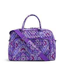 Weekender Travel Bag in Nomadic Floral | Vera Bradley