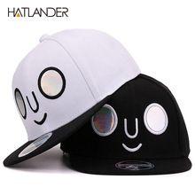 Hatland 2017 bambini novità berretti da baseball per i ragazzi le ragazze  piane ossa tesa cappelli 999e4f78b435