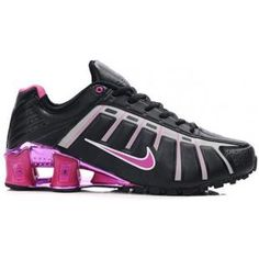 promo code 4f394 f46a2 429868 014 Nike Shox O Leven Black Pink J05004 Cheap Nike, Nike Shoes Cheap,