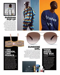 Dean Quigley for SCENE Magazine, Art Direction, Book Layout, Design, Production