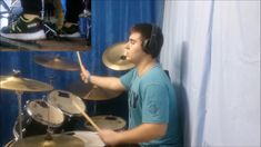 Avenged Sevenfold-Welcome to the family (drum cover) by Bill Kritikopoulos