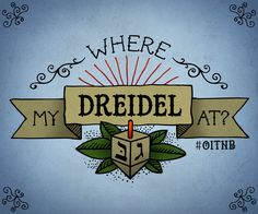 We got your dreidel right here. #OITNB