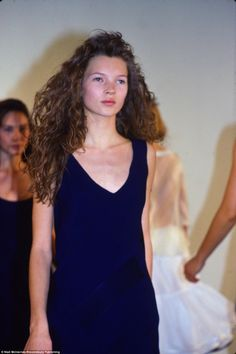 Images on the new fashion photography archive include a young Kate Moss at the start of he...