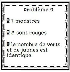 Problèmes de monstres - eilathan