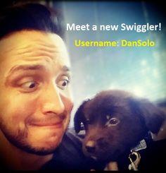 Meet this Swiggler via Swiggler app!