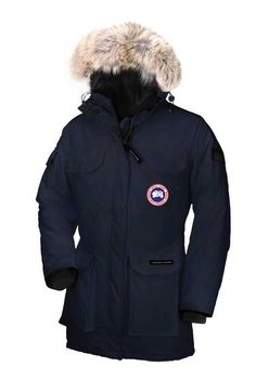 Women's Canada Goose Expedition Parka Navy