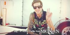 funny of mice and men interviews | interview austin carlile of mice and men omm gifs -thiskills •