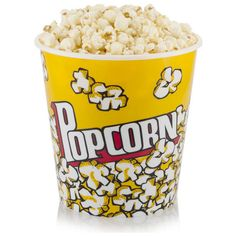 Popcorn Bucket- Large (470 MXN) ❤ liked on Polyvore featuring home, kitchen & dining, food, comida, filler, plastic bucket, plastic popcorn buckets and popcorn bucket