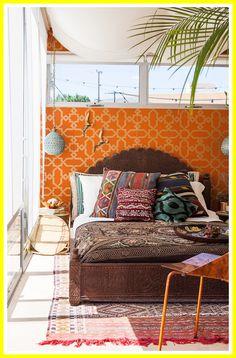 boho reference bedroom