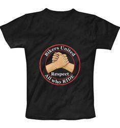 bikers united 1 T-Shirt