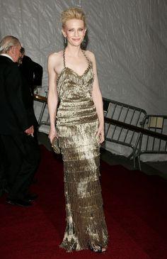 Cate Blanchett in Balenciaga, 2007