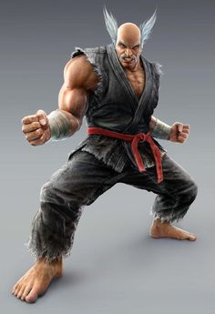 32 Best Heihachi Mishima Images Mishima Fighting Games Tekken 7