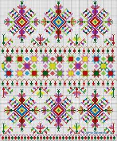 Gallery.ru / Фото #2 - Традиційний подільський рушник - valentinakp