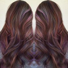 "Christina on Instagram: ""Smokey.Muted.Goodness | @joico intensities purple and pink | #Hairbyc_fuentes #HairIsMyCanvas #HairWizard #HairArt #hairgoals #colorcorrection #crazyformulations #l#malibuDDL #mutedhair #MyBigBreak #modernsalon #joico #joicointensities #btcpics #BioIonic #btccolor15 #behindthechair #beautylaunchpad #modernsalon #angelofcolour #smokeyhair #saloncentric #smokeymutedhair #ThatsSoTribe #UnicornTribe #unique #tellushowyoubio"