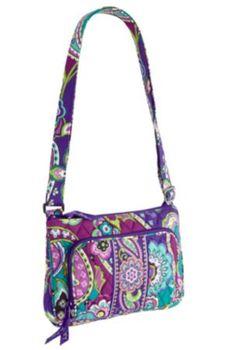 Vera Bradly Little Hipster design Heather Vera Bradley Handbags 3bf4b506fbc7d