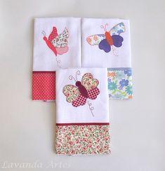 Sewing Appliques, Applique Patterns, Applique Designs, Quilt Patterns, Applique Towels, Patch Quilt, Dish Towels, Hand Towels, Tea Towels