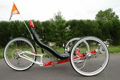 AtomicZombie Bikes, Trikes, Recumbents, Choppers, Ebikes, Velos and more: Racing trike by Valsaintbenoit - AtomicZombie builders gallery