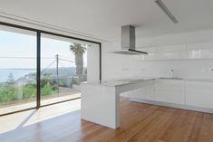 A Hillside Home Designed To Take Advantage Of The Atlantic Ocean Views