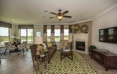 Terrazzo 3754 Brick New Home Plan in Grand Mission - Brookstone Collection by Lennar