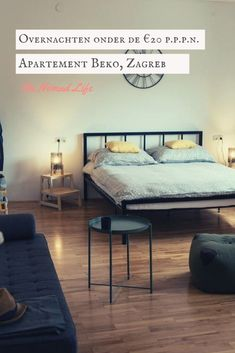 Offering city views, Apartman Beko is a property located in Zagreb, a walk from Cvjetni Square and miles from Archaeological Museum Zagreb. Entryway Bench, Hotels, Bed, Furniture, Home Decor, Entry Bench, Hall Bench, Decoration Home, Stream Bed