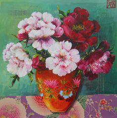 LOOOOVE this artist ==>Sophie ADDE