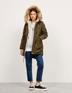Pelo Studio Pelo Champaign Champaign Abrigo Zara Abrigo Abrigo Pelo Zara Studio Zara Champaign f67vbgyY