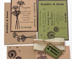Dandelion Love isn't love till you give it by ForgetMeKnotPaperie, $100.00