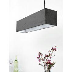 Gant Lights | B4 Concrete Pendant Lights Brass Pendant Light, Pendant Lamp, Pendant Lighting, Concrete Lamp, Lighting Online, Heim, Lamp Design, Home Accessories, Ronald Mcdonald