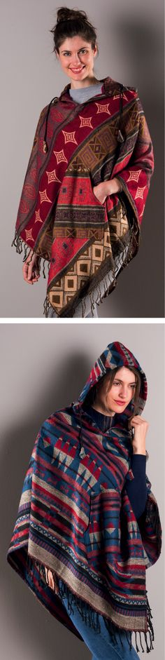 Yak Wool Jackets, Poncho's & Scarves > Clothing > Namaste Fair Trade > Namaste-UK Ltd Wool Jackets, Ranges, Fair Trade, Nepal, Namaste, Lana, Scarves, Business, Clothing