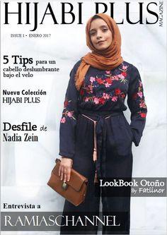 Hijabi Plus Magazine. Issue 1. Enero del 2017