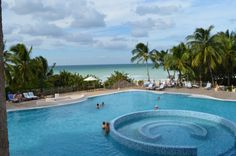 Hotel Melia Las Americas Cuba, Home And Away, Dream Vacations, Places Ive Been, Ocean, America, Outdoor Decor, Hotels, Countries