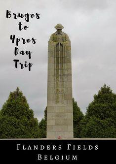 Bruges to Ypres day