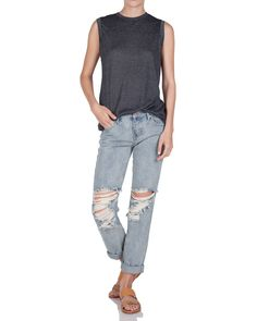 Romance Awesome Baggies Jeans