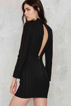 Line & Dot Mon Amie Striped Dress | Shop Clothes at Nasty Gal!