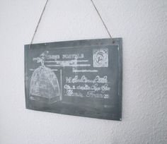 `Carte Postale` hangkaart, 5.0024 | Tekstbordjes | jehuisleuk.nl