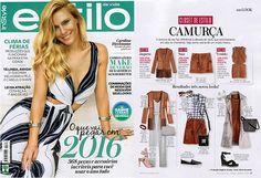Birô na Revista Estilo de Janeiro 2016