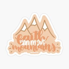 Cute Laptop Stickers, Bubble Stickers, Cool Stickers, Printable Stickers, Sticker Shop, Sticker Design, Homemade Stickers, Move Mountains, Aesthetic Stickers
