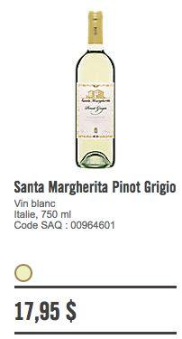 Vins blancs et mousseux à 2g/l et moins de sucre - Vive le bacon! Santa Margherita, Voici, Vodka Bottle, Bacon, Coding, Drinks, White Wines, Red Wine, Drinking
