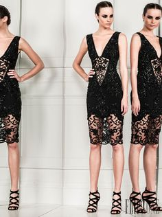 Zuhair Murad - Pret a porter - Primavera-Estate 2014 - http://it.flip-zone.com/fashion/ready-to-wear/fashion-houses-42/zuhair-murad-4209