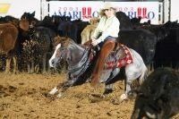 NCHA World Champion, Cutting Hall of Fame member Lindy Burch. (American Cowboy)