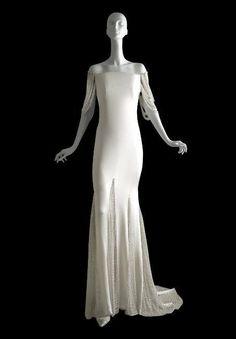 Abito da sera di Valentino Haute Couture 2003