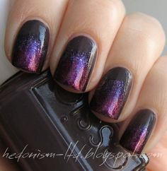 I love this color combo, but I know if I attempted this it would not look the same. Haha
