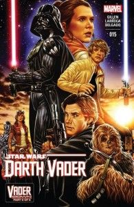 Darth Vader Issue 15 Cover