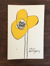the art room plant: Ichiro Yamaguchi Japanese Illustration, Illustration Art, Illustrations, Ben Shahn, Yamaguchi, Scandinavian Art, Outsider Art, Art Drawings, Watercolor